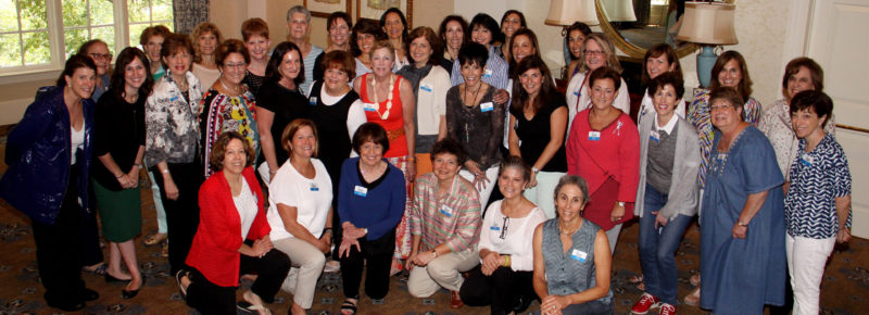 JWFA Trustees collaborate on successful grants for Jewish women and girls.