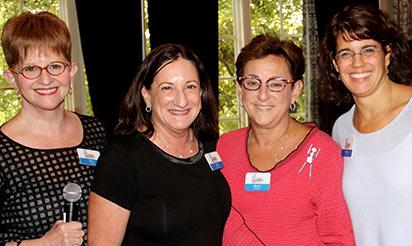4 Jewish women celebrate the work of JWFA