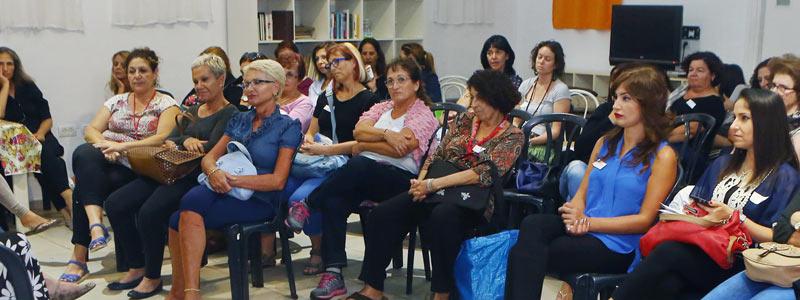 JWFA grant recipients discuss Jewish grants benefitting Jewish women and girls.